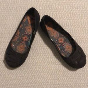 Black Rocketdog Flats